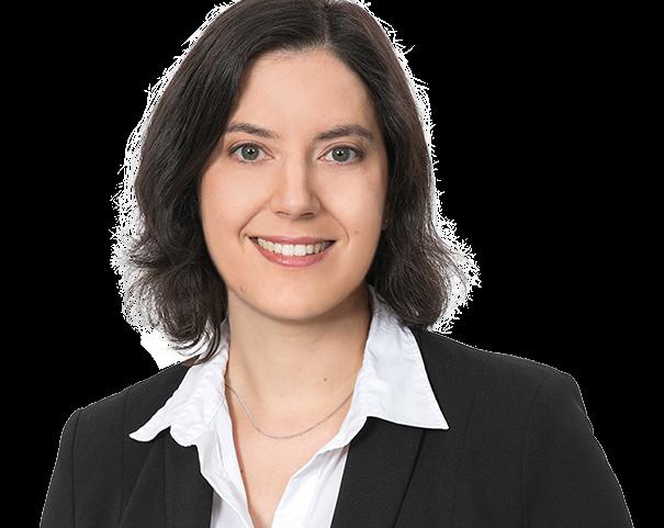 Rechtsanwältin Nicole Deparade