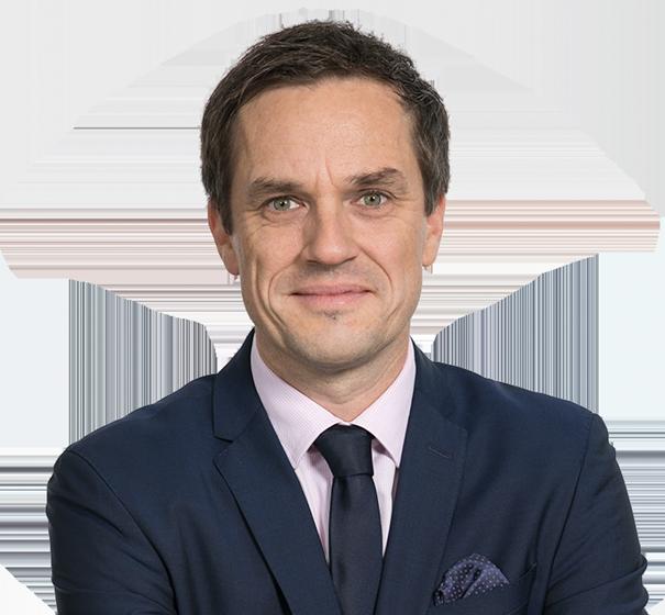 Oliver Glück, Rechtsanwalt bei GSK Stockmann