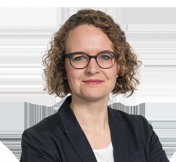 Lisa Watermann, Rechtsanwältin bei GSK Stockmann