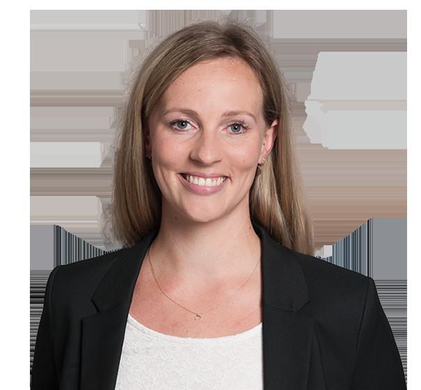 Marie Steidl, HR-Managerin