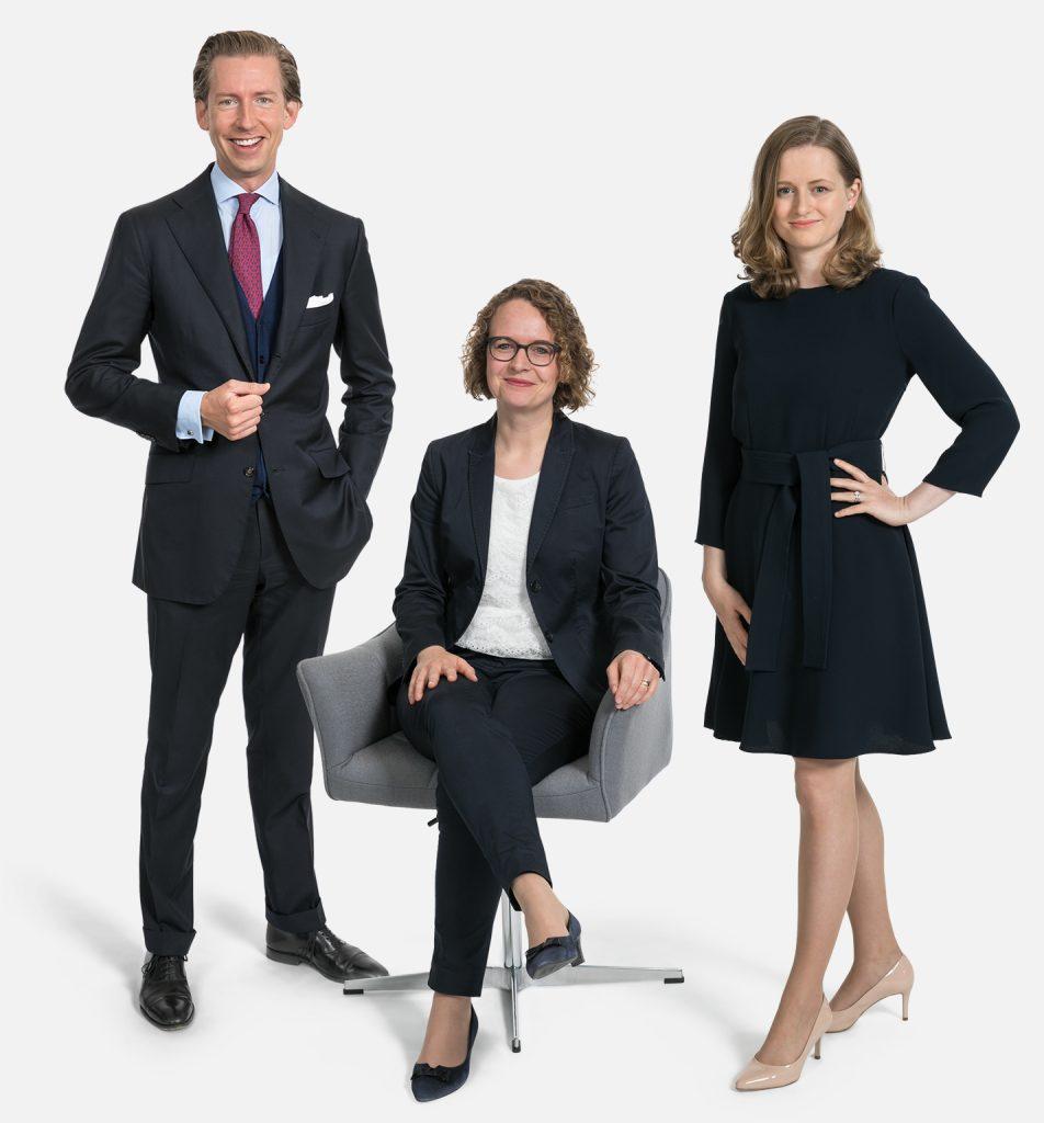 Ihre Experten bei GSK Stockmann zu Sustainable Finance und ESG